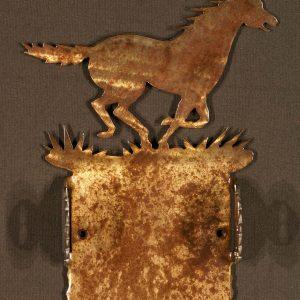 Horse Toilet Paper Holder
