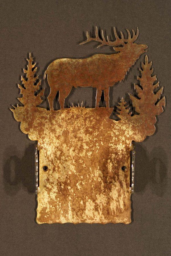 Elk Toilet Paper Holder