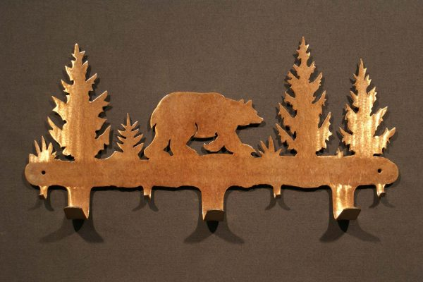 Bear Coat Racks