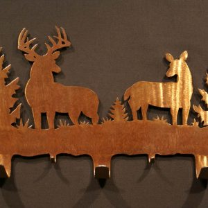 Buck Coat Racks