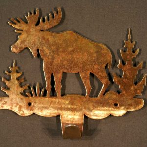 Moose Robe Hook