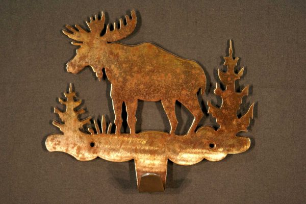 Moose Robe Hook