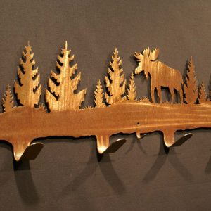 Moose Coat Racks
