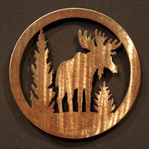 """Moose Trivet 8"""""""