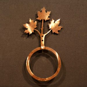 Maple Towel Ring