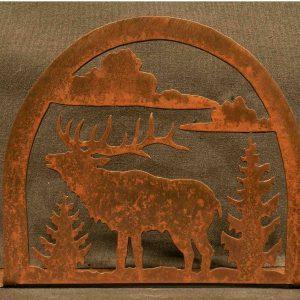 Elk Napkin Holder
