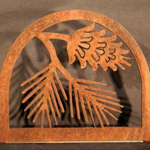 Pine Cone Napkin Holder