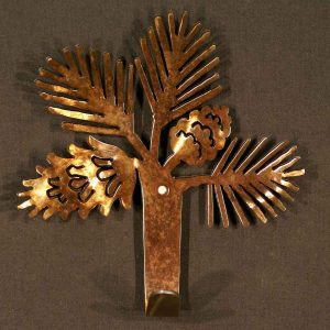 Pinecone Robe Hook