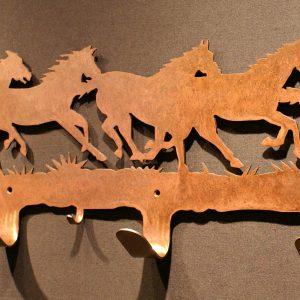 Horse Coat Racks