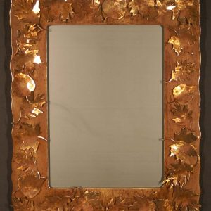 Leaf Relief Mirror