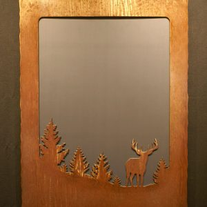 Buck Scene Mirror