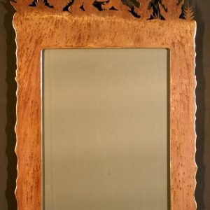 Bear Scene Top Mirror
