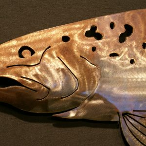 """Trout 34"""" Silhouette"""