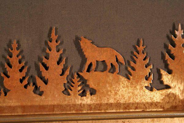 Wolf Towel Bars