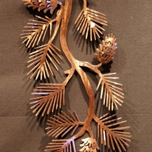 Pine Cone Wall Hanging-0
