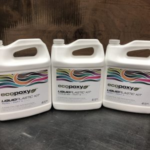 EcoPoxy Liquid Plastic 2:1 Ratio 12L Kit
