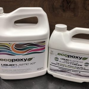 EcoPoxy Liquid Plastic 2:1 Ratio 6L Kit
