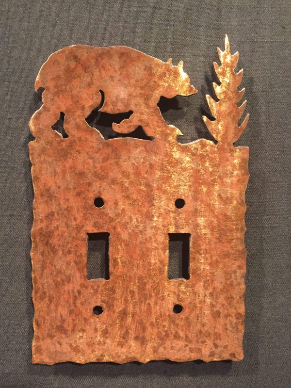 Bear Light Switch Plate Covers