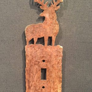 Buck Light Switch Plate Covers