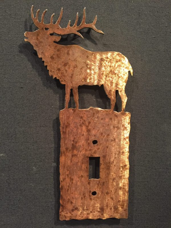 Elk Light Switch Plate Covers