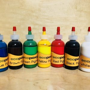 EcoPoxy Color Pigments