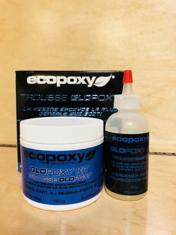 EcoPoxy GloPoxy Blue