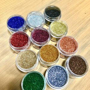 EcoPoxy Polyester Color Glitters